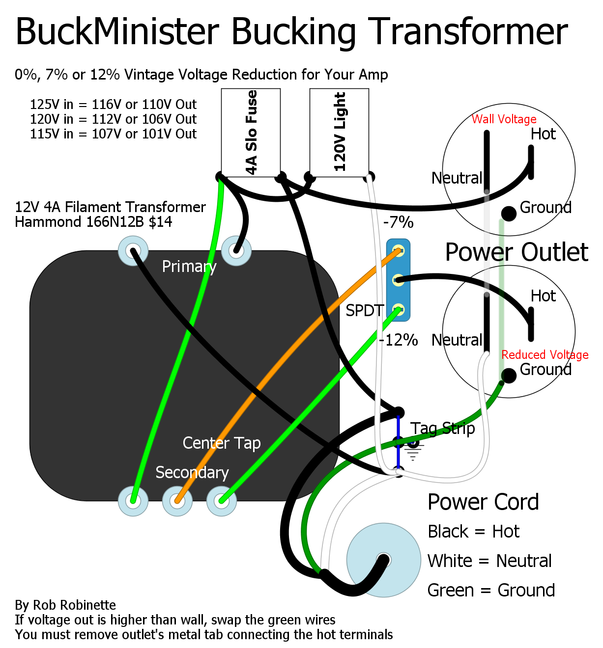 fender forums u2022 view topic bucking transformer rh forums fender com Buck-Boost Transformers Theory Three-Phase Buck-Boost Transformer
