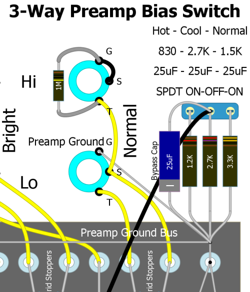 Amp Mods