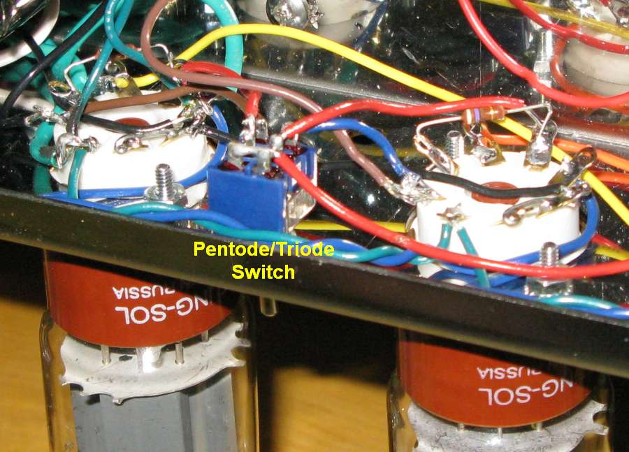 marshall amp schematic 5f6a mods  5f6a mods