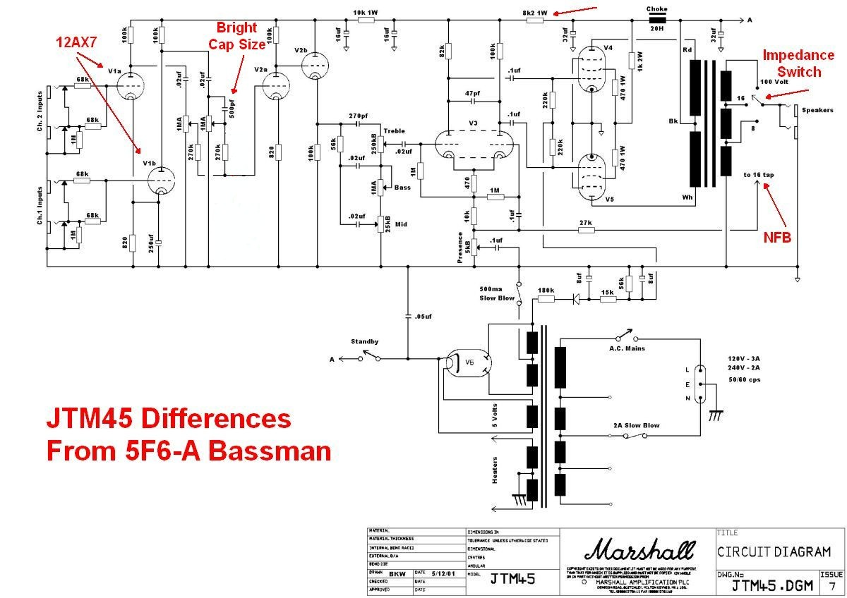 5F6A Mods Marshall Jtm Schematic on marshall jcm 2000, marshall jcm 900, marshall 2204 schematic,