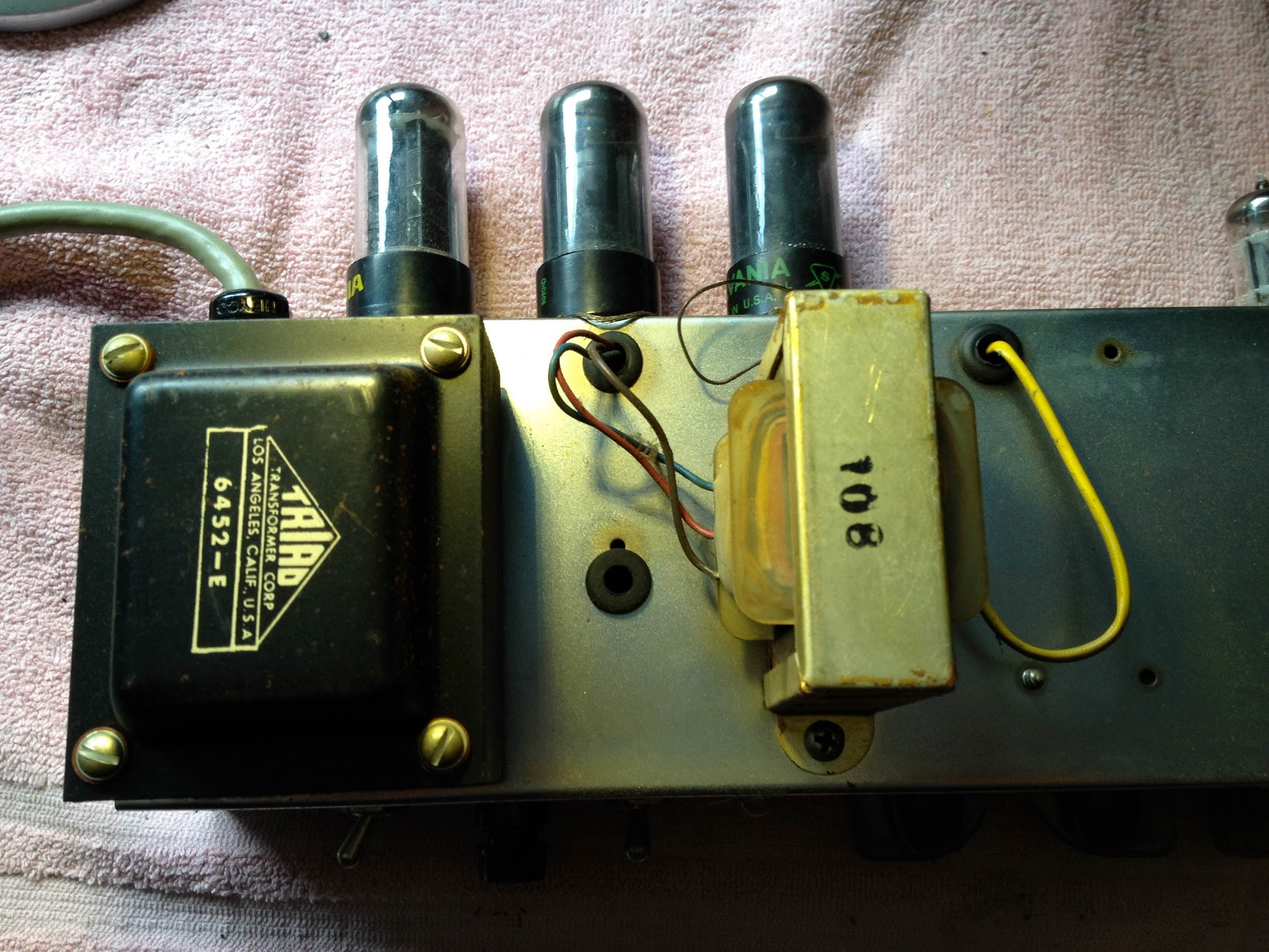 How The 5e3 Works Strat Pickup Wiring Tube Chart Inside Cab See This To Make A Reproduction