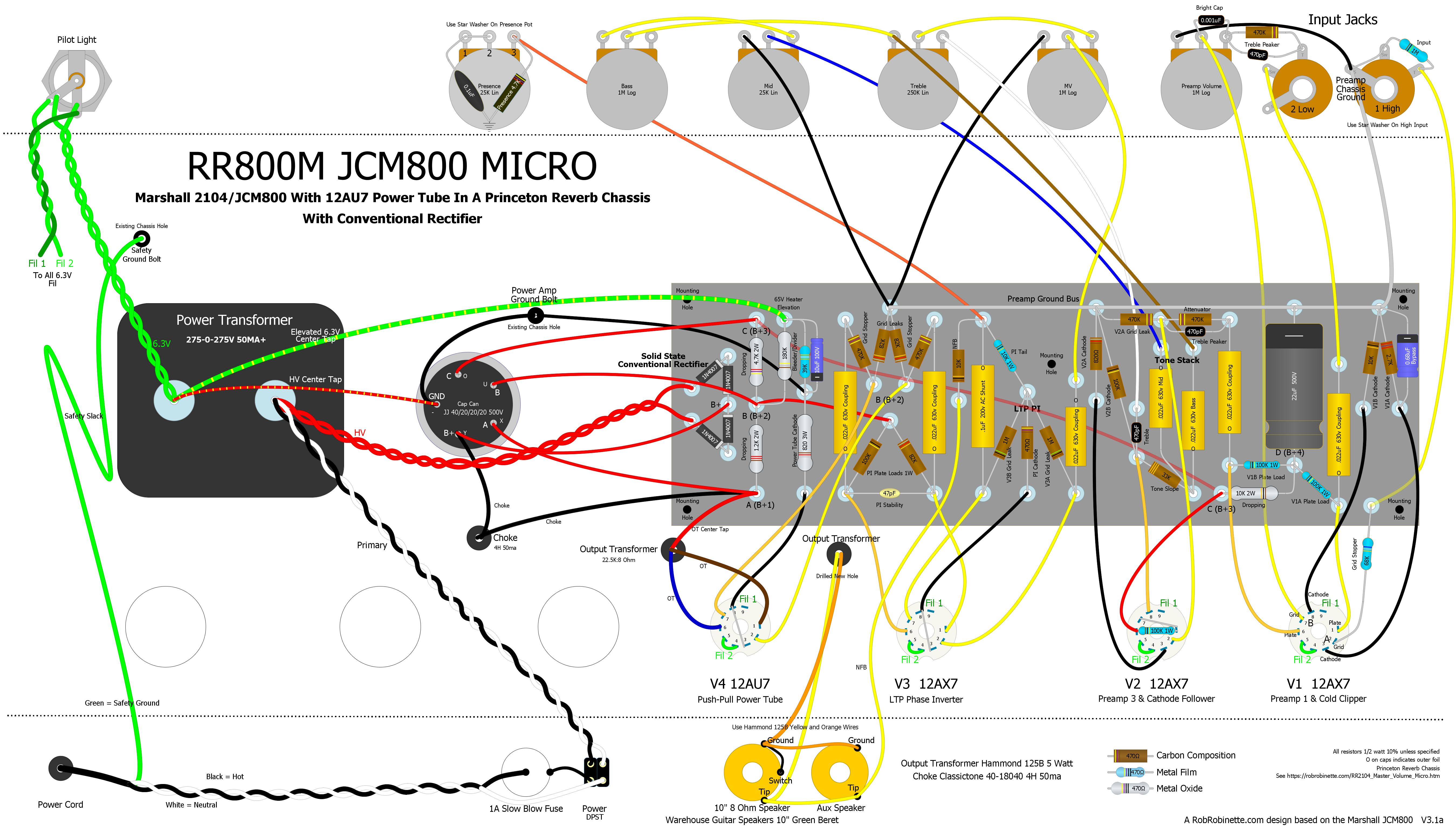 JCM800 Micro
