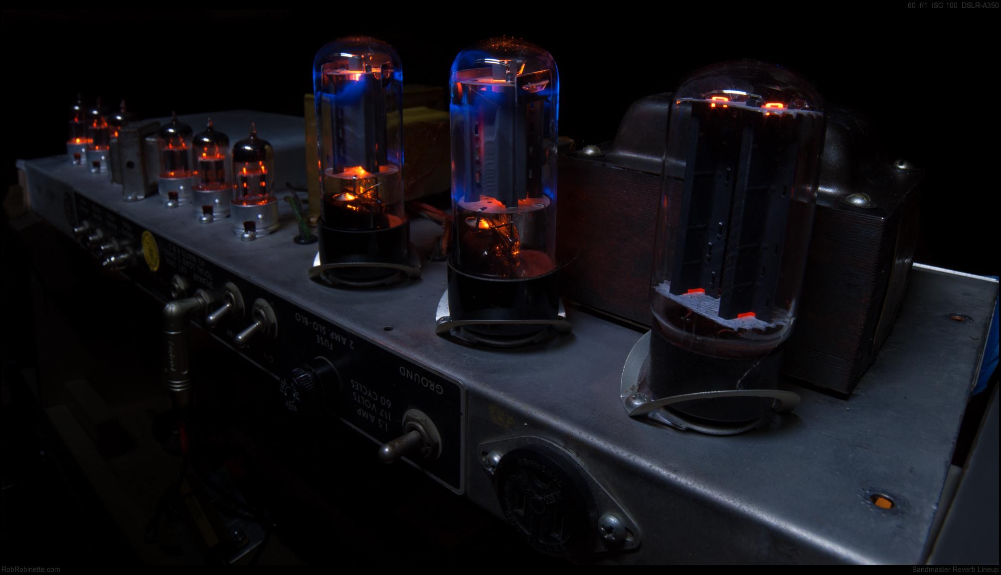 Guitar Amplifier Overdrive A Visual Tour