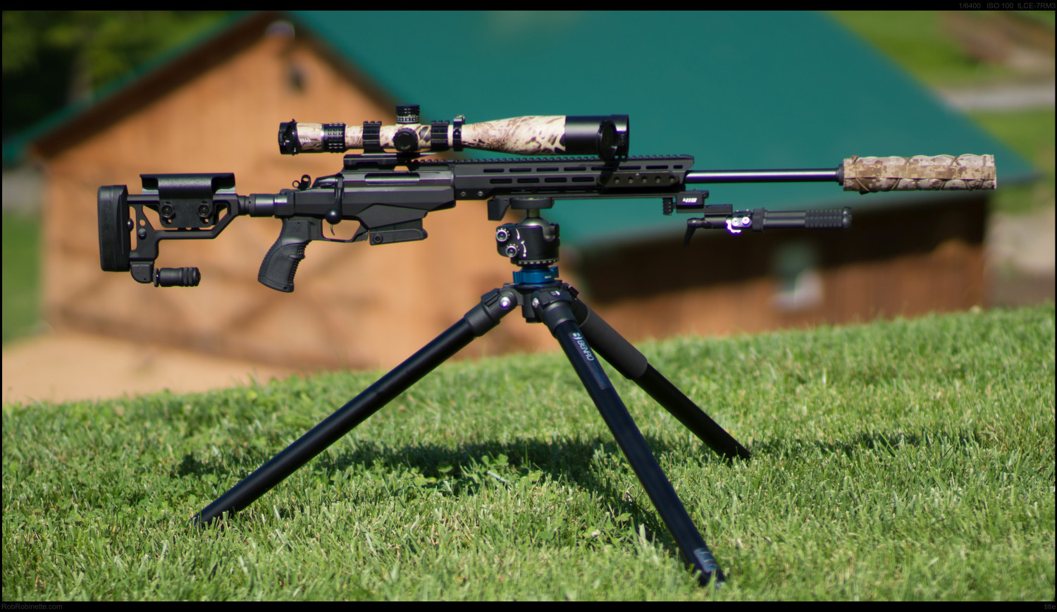 Long Range MRAD Shooting