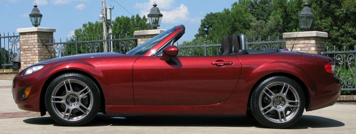 Free Shipping Tokico HTS Adjustable Rear Shocks 2006-2015 Mazda Miata NC