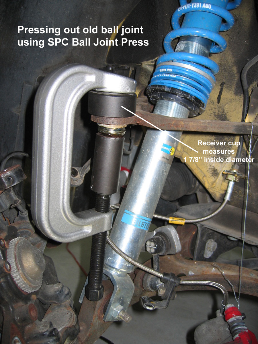 Honda Lower Control Arm SPC #4920 Honda specific ball joint tool
