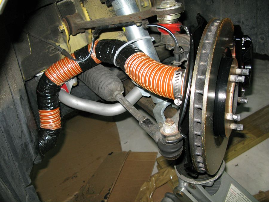 Brake Ducts