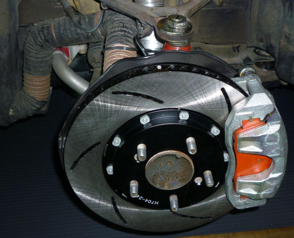 rb rotors