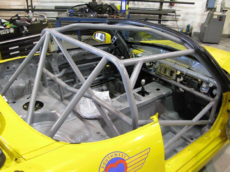 Roll Cage Scca Nasa Standard S2ki Honda S2000 Forums