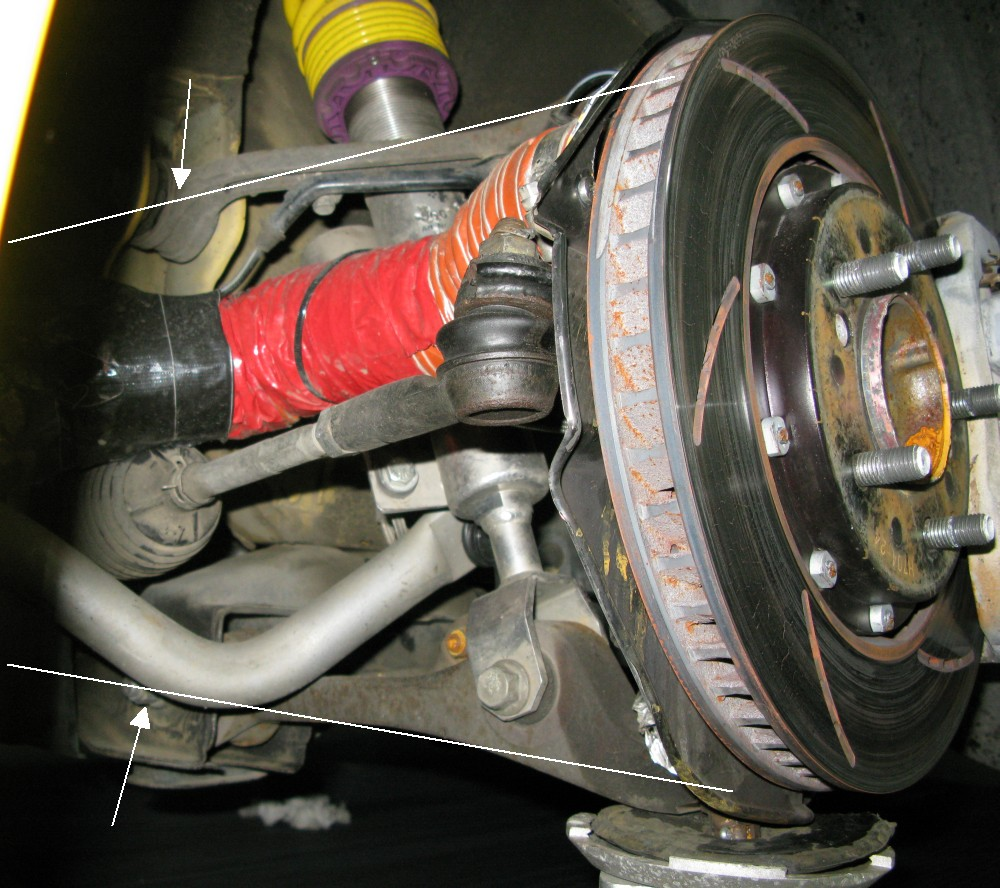 Honda S2000 Rear Suspension Diagram Modern Design Of Wiring Accord Front Wheel Roll Centers Rh Robrobinette Com 2000 Brake Upgrade