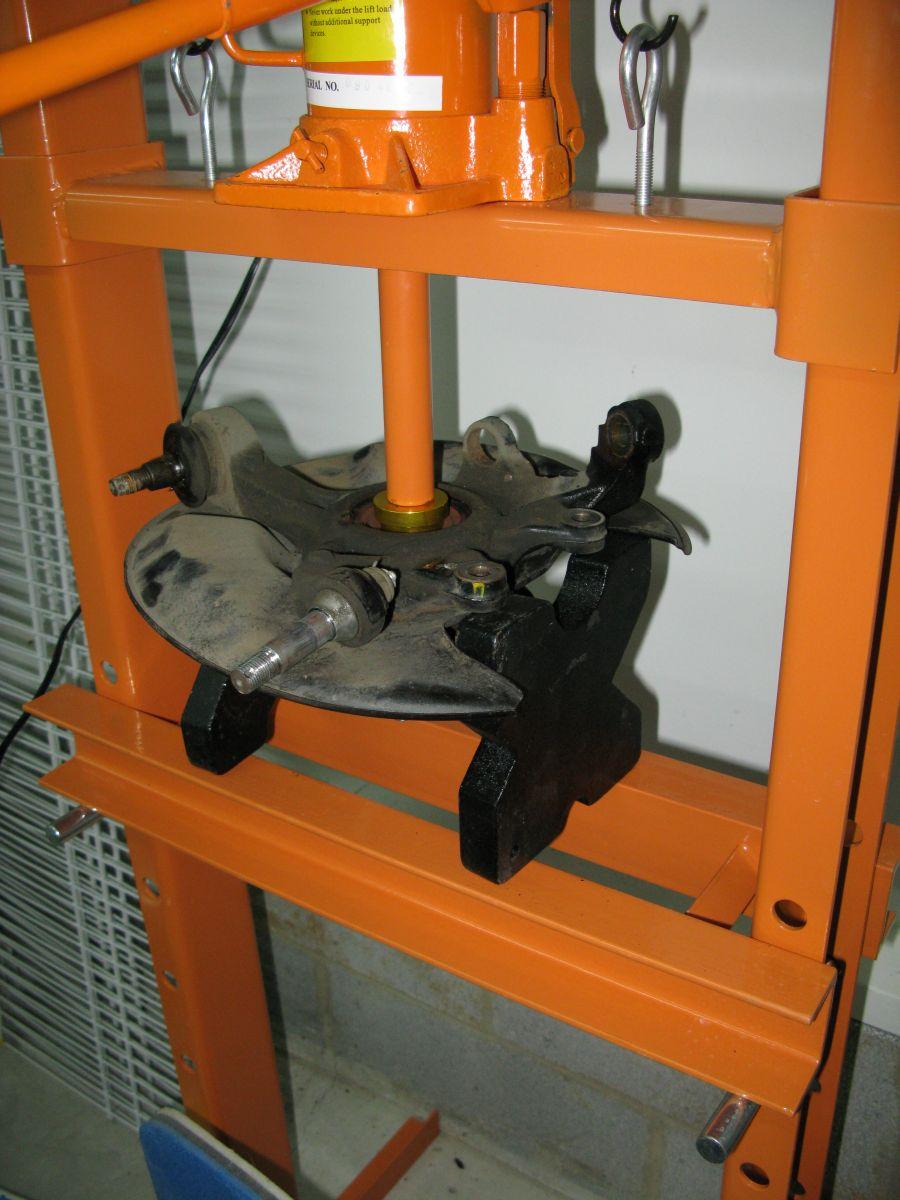 Cam Bearing Puller Harbor Freight : Bearing press tool autozone